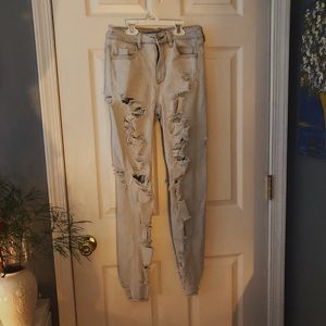 4R AE Skinny Jeans